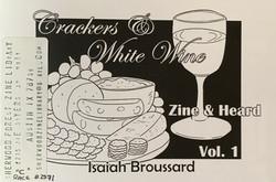 Crackers & White Wine