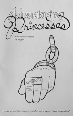 Adventuring Princesses - Dara - 4