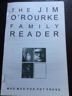 Jim O'rourke Family Reader, The