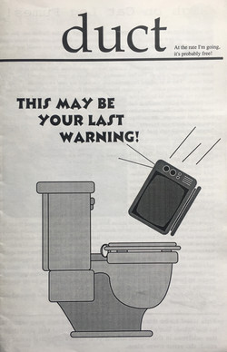 Duct - This May Be Your Last Warning!