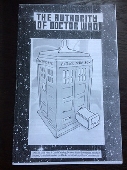 Authority of Doctor Who, The