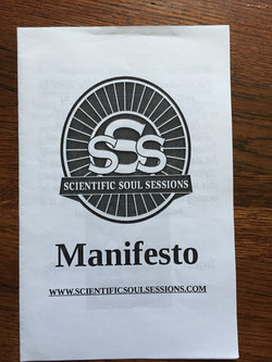 Scientific Soul Sessions Manifesto
