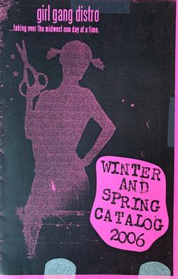 Girl Gang Distro Winter & Spring Catalog