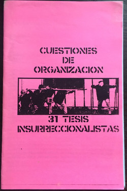 Cuestiones de Organizacion...