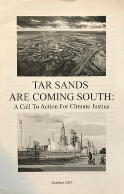 Tar Sands are Coming South