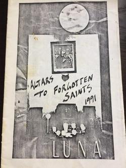 Altars to Forgotten Saints
