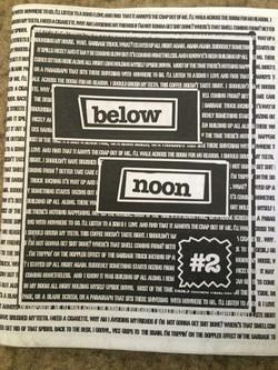 Below Noon