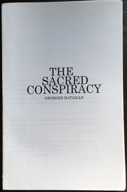 Sacred Conspiracy, The