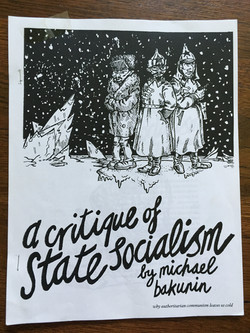 Critique of State Socialism, A
