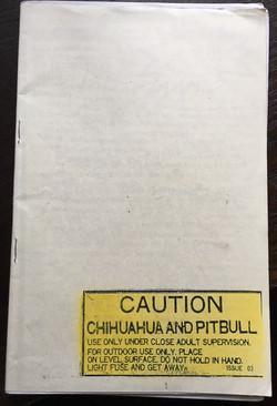 Chihuahua and Pitbull