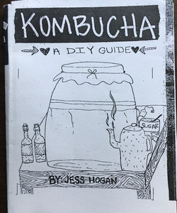 Kombucha:  A DIY Guide