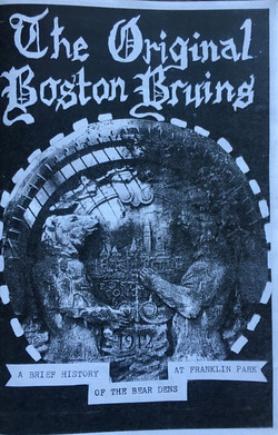 Original Boston Bruins, The