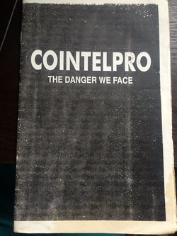 COINTELPRO: The Danger We Face