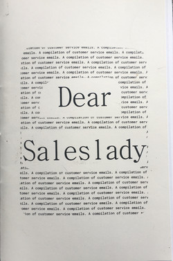 Dear Saleslady