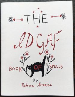 The IDGAF Book of Spells