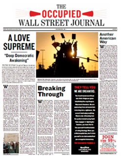 Occupied Wall Street Journal, The