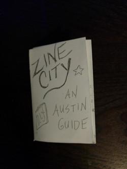 Zine City an Austin Guide