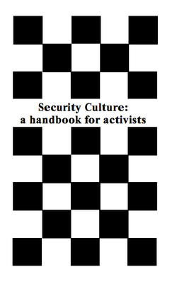 Security Culture: A Handbook for