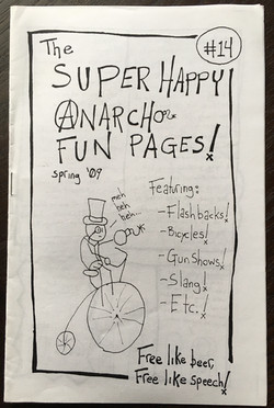 Super Happy Anarcho Fun Pages!