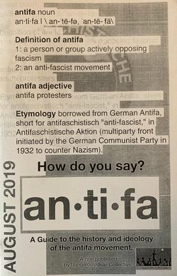 How Do You Say? AN_TI_FA