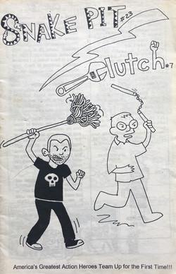 Snakepit  & Clutch (SPLIT)