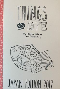 Things We Ate