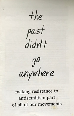 Past Didn't Go Anywhere, The