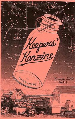 Keeper's Kanzine