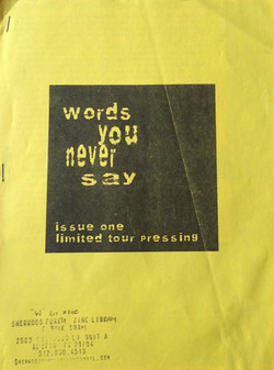 Words You Never Say