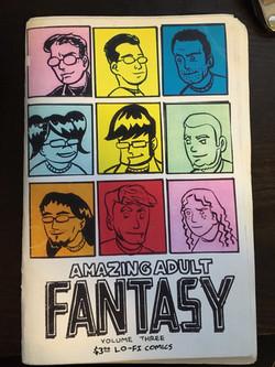 Amazing Adult Fantasy