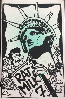 Rat Milk Zine