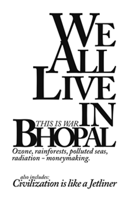 We All Live in Bhopal