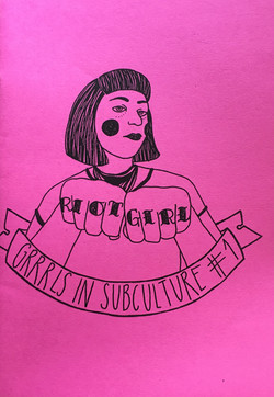 Grrrls in Subculture
