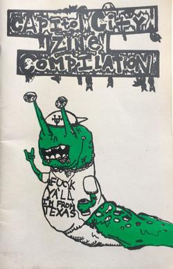 Capitol City Zine Compilation