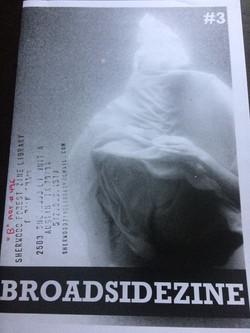 Broadside Zine