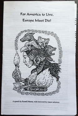 For America to Live, Europe Must Die