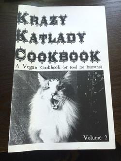 Krazy Katlady Cookbook: