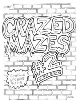 Crazed Mazes