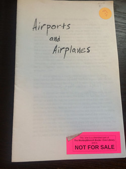 Airports & Airplanes
