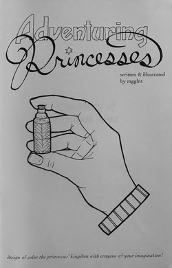 Adventuring Princesses - Alva 3