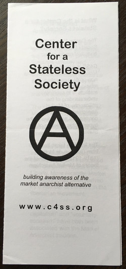 Center for a Stateless Society