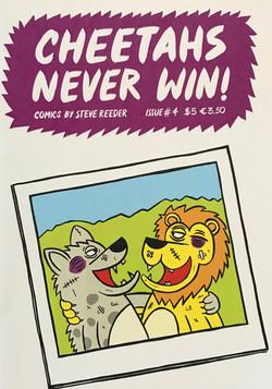 Cheetahs Never Win