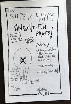 Super Happy Anarcho Fun Pages! The
