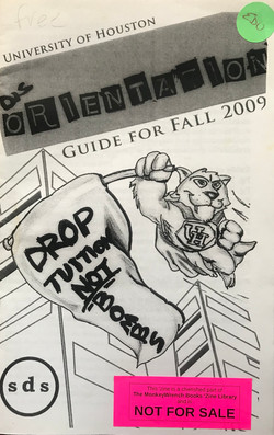 University of Houston Disorientation Guide for Fall 2009