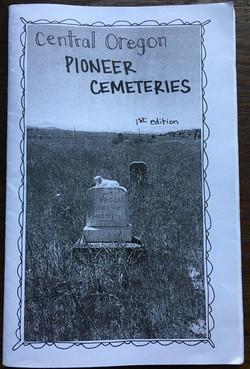 Central Oregon Pioneer Cemeteries