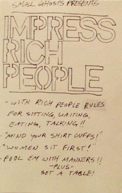 Impress Rich People