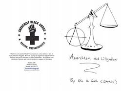 Anarchism & Litigation