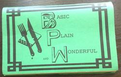 Basic, Plain, & Wonderful