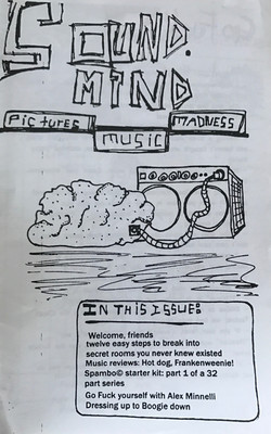 Sound Mind - Pictures, Music, Madness
