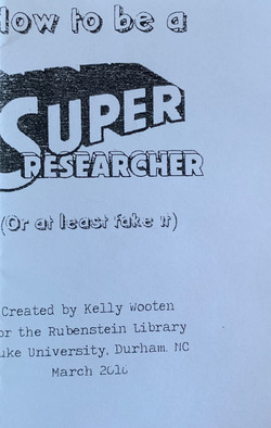 How to Be a Super Researcher